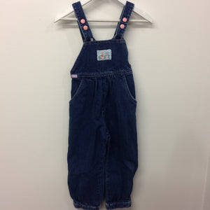 Vintage Lee Denim Overalls 4 Years
