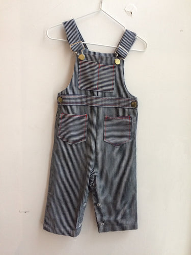 Vintage Health-Tex Train Driver Overalls 18 Months