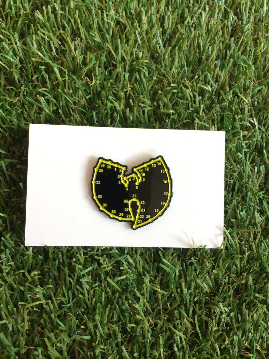 BMCS 'Connect Ya Dots' Enamel Pin