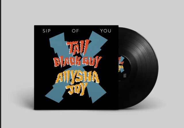 TBG x Allysha Joy Sip of you/ Children of Zeus x Black Milk 'Won't End Well' 7""