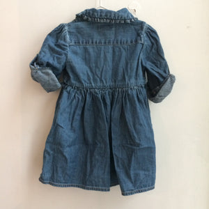Ralph Lauren Denim Dress 18 Months