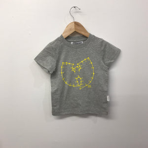 BMCS Kids, Toddler & Baby Connect Ya Dots Tee Grey