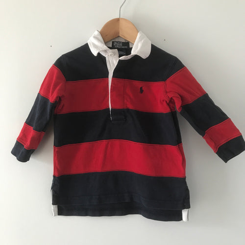 Vintage RL Polo Rugby 2 Years
