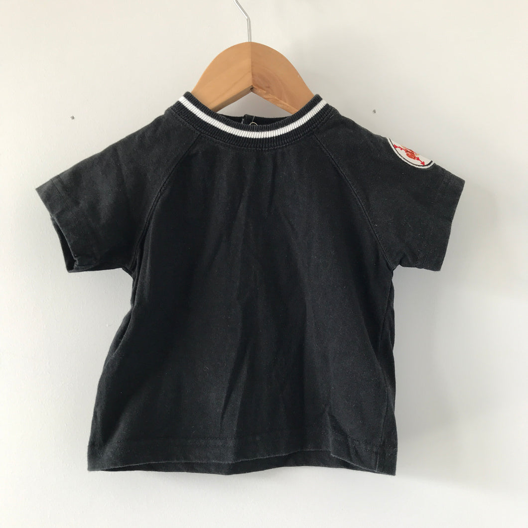 SF Giants Baby Tee 6-9 Months