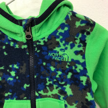 The North Face Hooded Full Zip Fleece 6-12 months