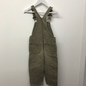 Vintage Carhartt Overalls 4-5 Years