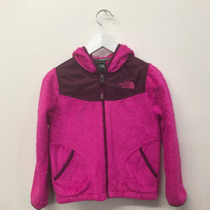 The North Face Kids Hooded Denali Fleece Jacket 5 Years