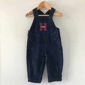 Tommy Corduroy Overalls 18 Months
