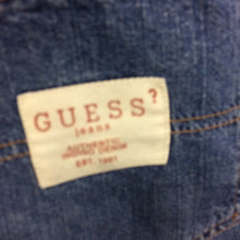 "Vintage Guess Denim Shorts 29"" waist ladies"