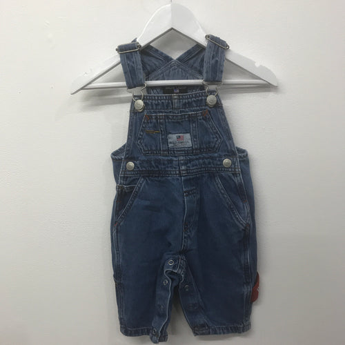 Vintage RL Polo Overalls 3-6 Months