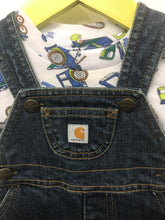 Carhartt Shortalls Brand New 2 Piece Set 6 Months
