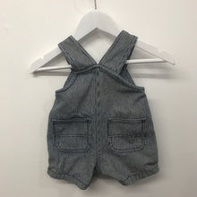 Carhartt Striped Shortalls 6 Months