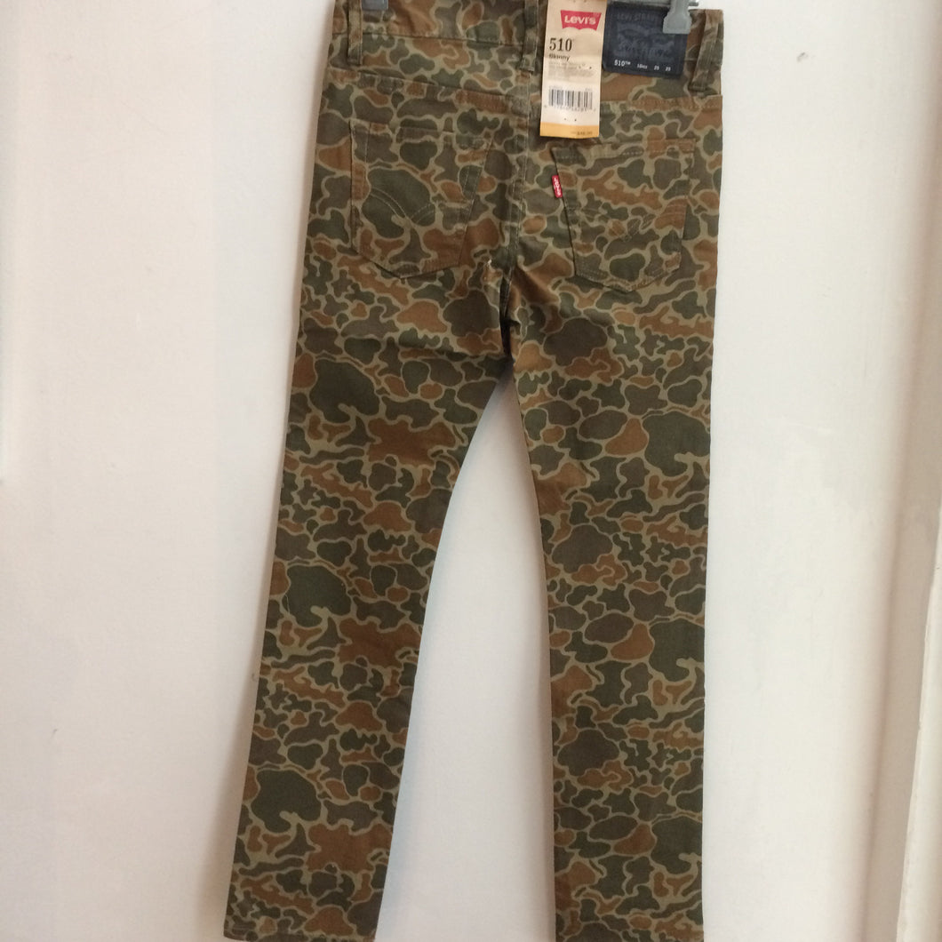 Levi's Kids Cloud Camo Jeans 10 Years