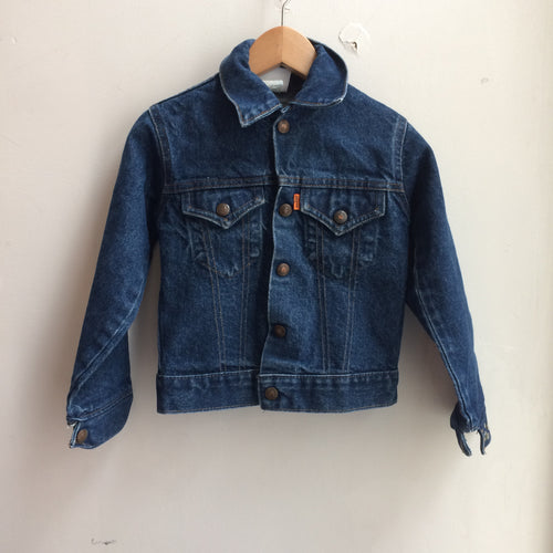 Vintage Little Levi's Jacket 6 Years