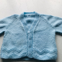 Preloved Hand Knit Approx 0-6 months
