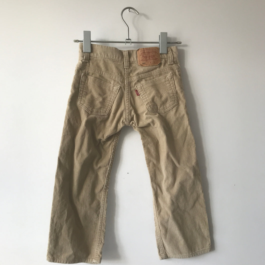 Vintage Levi's Cords 4 Years