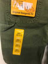 Deadstock Carhartt Carpenter Shorts 6 & 7 years