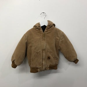 Vintage Hooded Carhartt Jacket 3 Years