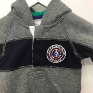 Brand New RL Polo Hooded Rugby Onesie 9 Months