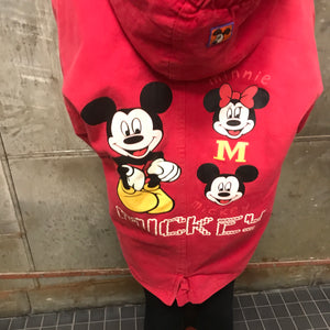 Vintage Mickey Mouse Jacket 8-10 years