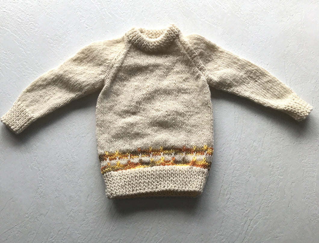 Preloved Hand Knit 12-24 Months