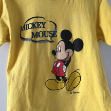 Vintage Japanese Mickey for Kids Tshirt 4 Years