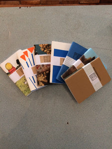Portside Notebooks 3 Packs
