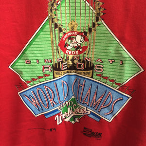 Vintage Deadstock 1990 World Series Cincinnati Reds Sweat