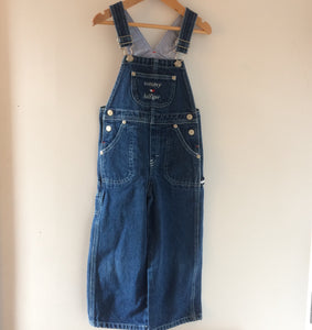 Vintage Tommy Overalls Rare size 4 Years