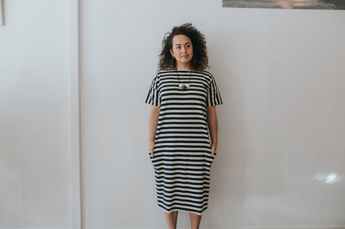 Fabrik8 Jailbird Box Dress- Ready to Send