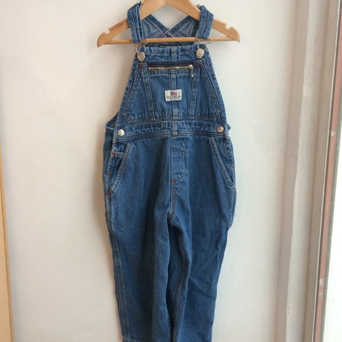 Vintage RL Polo Jeans Overalls size 3T