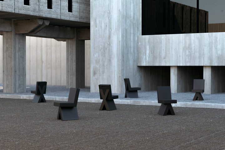 X Chair by Objekte unserer Tage