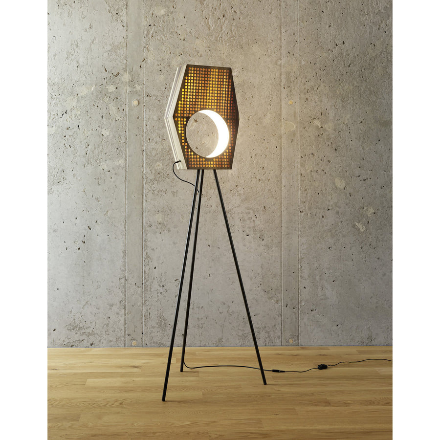 Wood Light - Floor Lamp