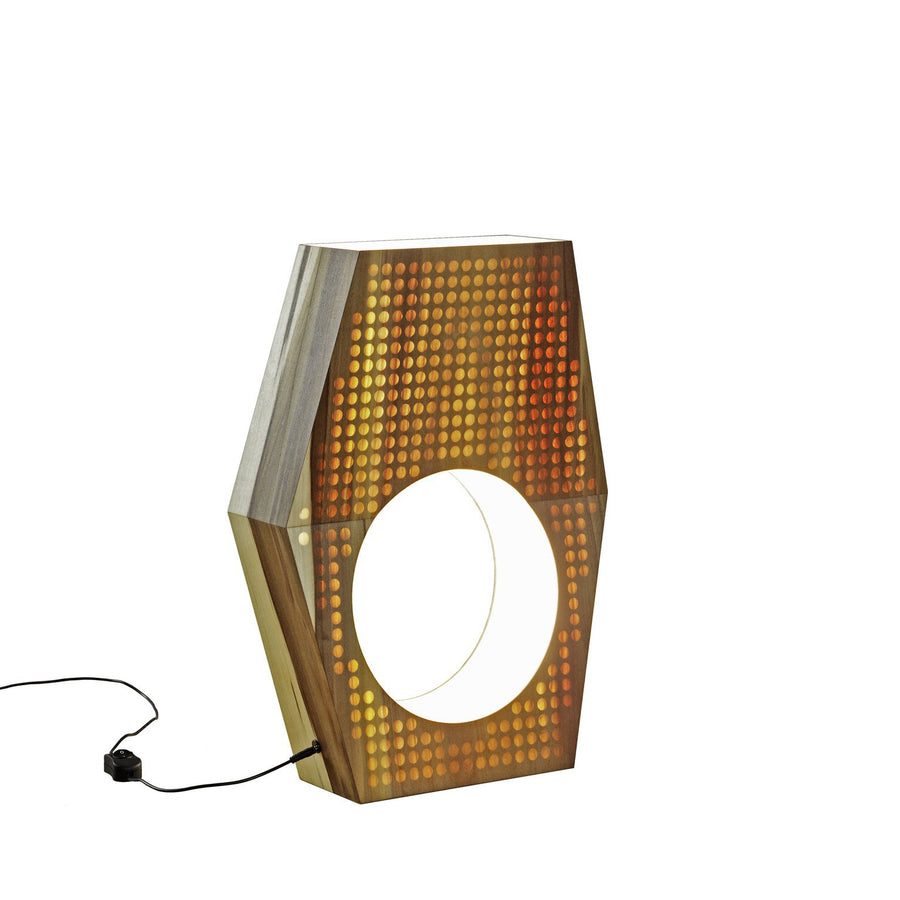Wood Light Table Lamp - Sale