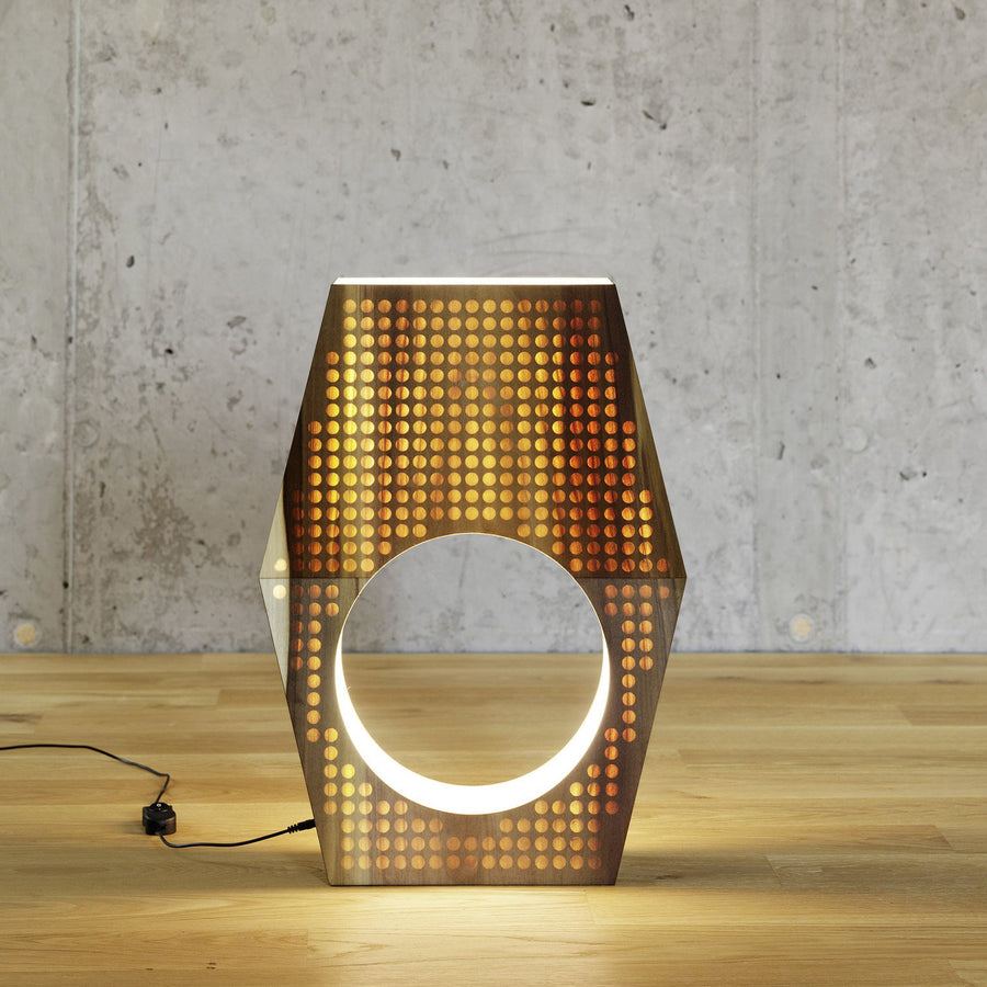 Wood Light - Table Lamp