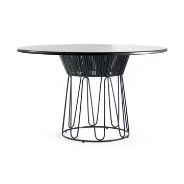 Circo Leather Dining Table
