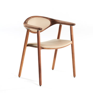 NARU Chair Upholstered Seat and Backrest
