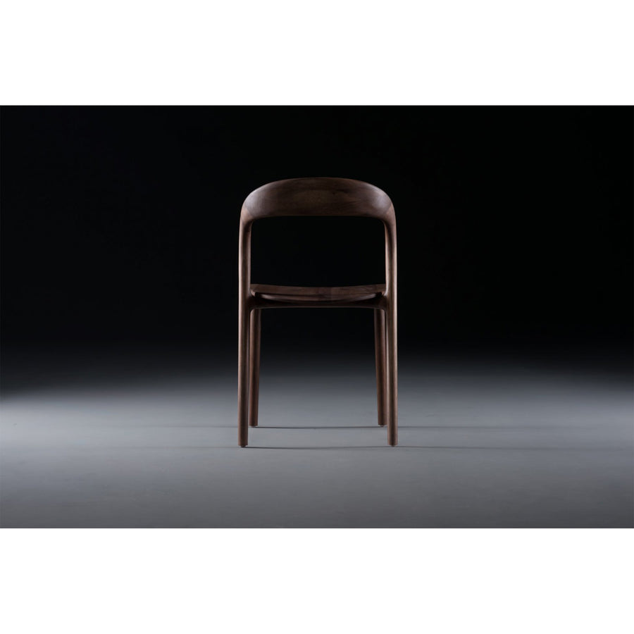 NEVA light chair Upholstered