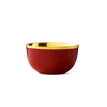 Champagne Bowl Terra Gold