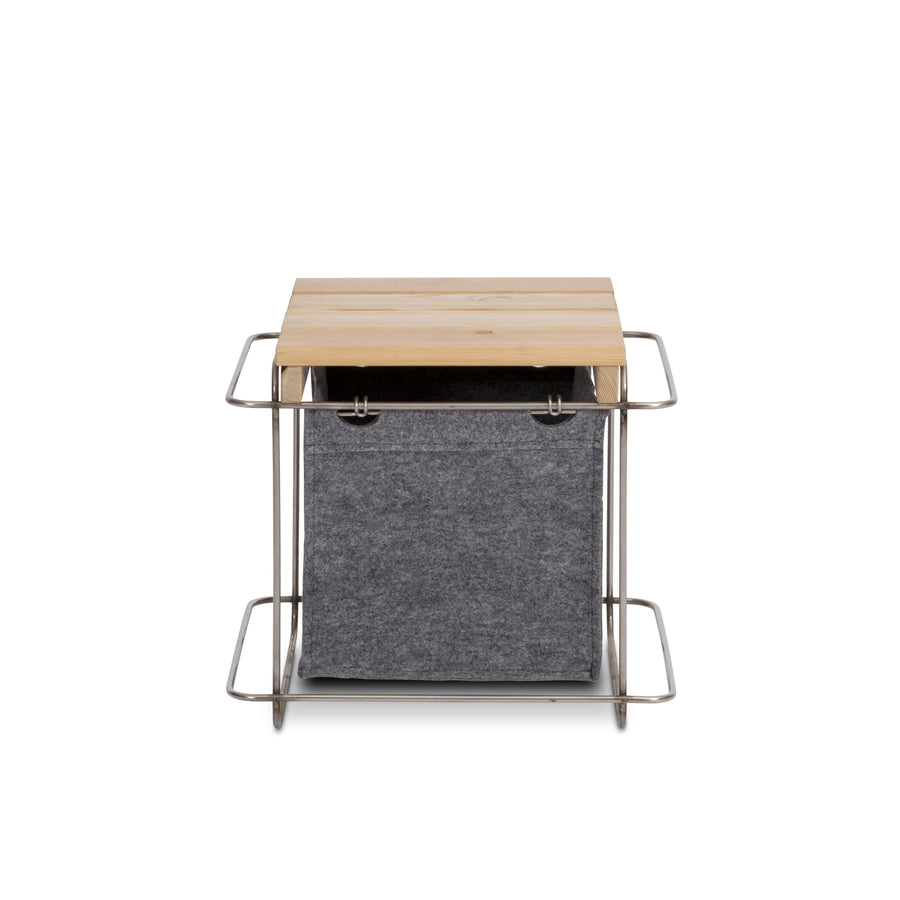 Grit Stool Outdoor