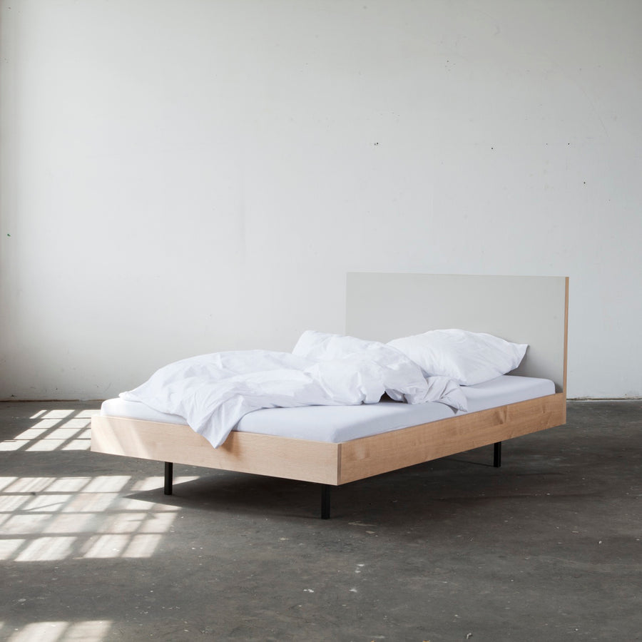 Unidorm Bed with Headboard