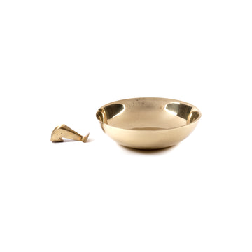 Ashtray with snuffer #4053
