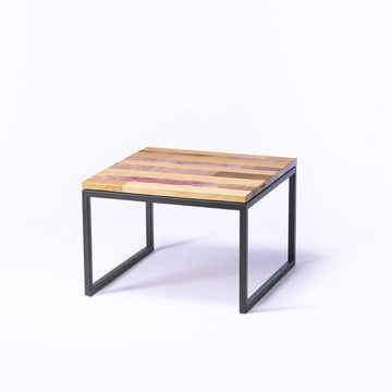 Barrique Coffee Table Steel Frame