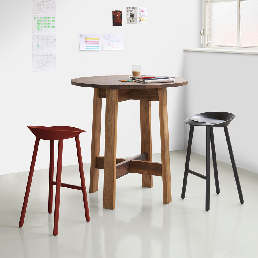 DC08 Basis High Table Round