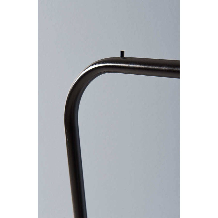 Fil Coat Rack Black