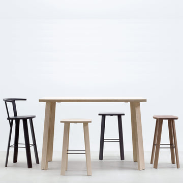 Alpin Barstool without backrest