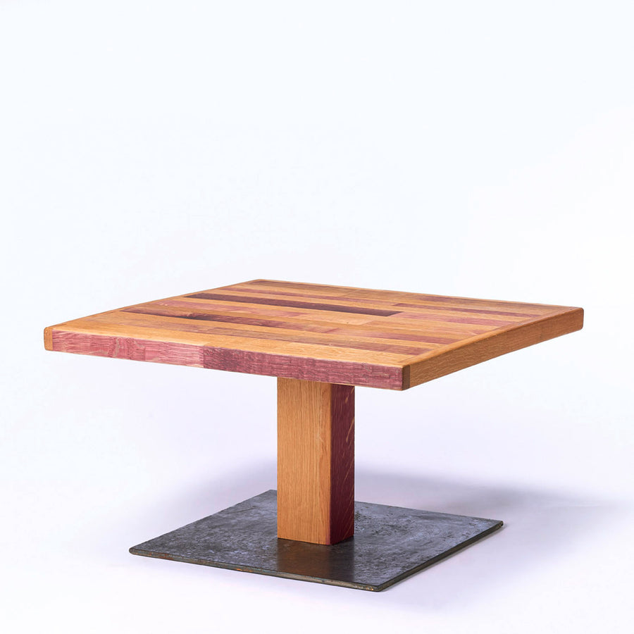 Barrique Couchtable