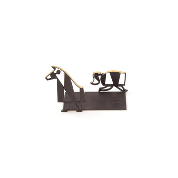 Stillfried Horse Letter Rack