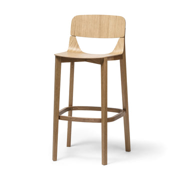 Leaf Barstool Backrest