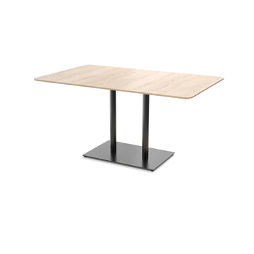 Easy Bistro Table with 2 Posts